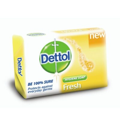 Dettol Soap Fresh – 90g - Grays Home Delivery