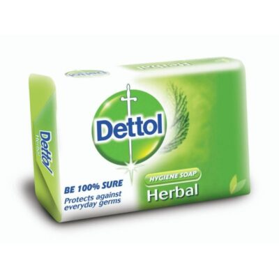 Dettol Soap Herbal – 90g - Grays Home Delivery
