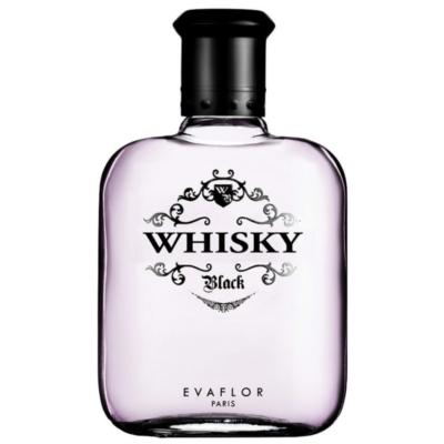 Evaflor Whisky Men Black Edt – 100ml - Grays Home Delivery