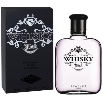 Evaflor Whisky Men Black Edt – 50ml - Grays Home Delivery