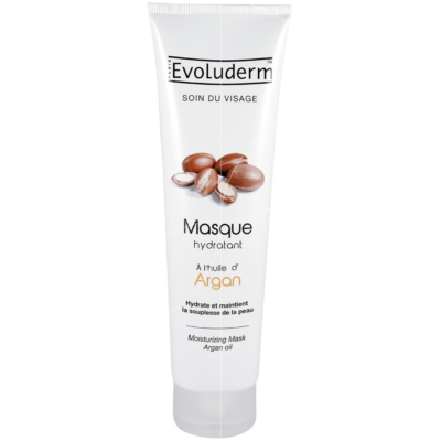 Evoluderm Moisturizing Mask With Argan Oil – 150ml - Grays Home Delivery