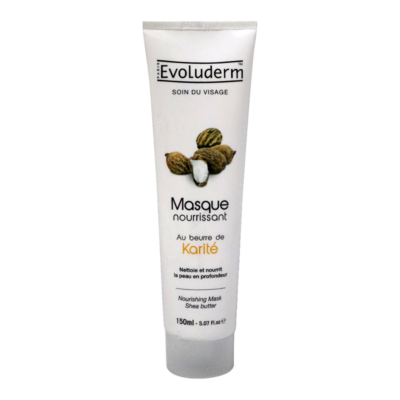 Evoluderm Nourishing Mask With Shea Butter – 150ml - Grays Home Delivery