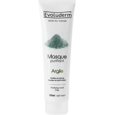 Evoluderm Purifying Mask With Clay – 150ml - Grays Home Delivery