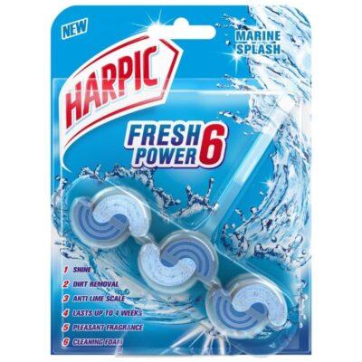Harpic Fresh Power 6 Marine Splash – 35g - Grays Home Delivery