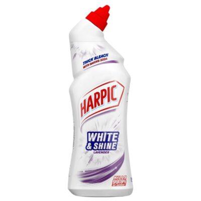 Harpic White & Shine Lavender – 750ml - Grays Home Delivery