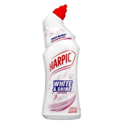 Harpic White & Shine Pot Pourri – 750ml - Grays Home Delivery