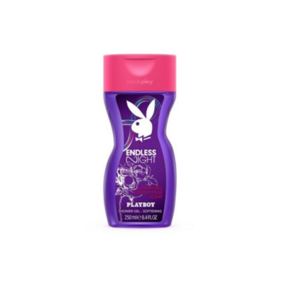 Playboy Shower Gel Endless Night Woman – 250ml - Grays Home Delivery