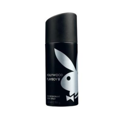 Playboy Body Spray Hollywood Man – 150ml - Grays Home Delivery