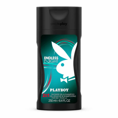 Playboy Shower Gel Endless Night Man – 250ml - Grays Home Delivery
