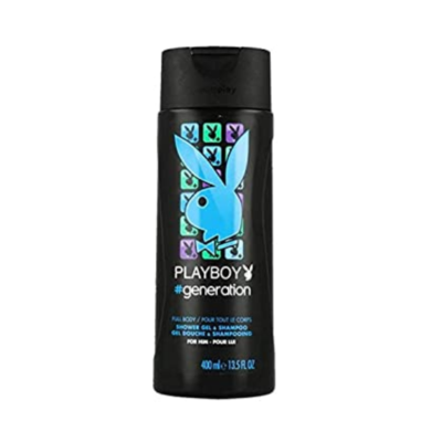 Playboy Shower Gel Generation Man – 250ml - Grays Home Delivery