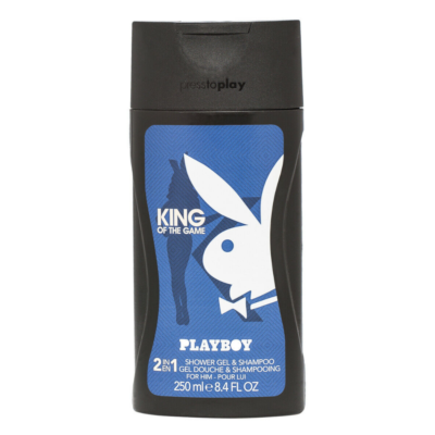 Playboy Shower Gel King Man – 250ml - Grays Home Delivery
