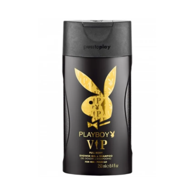 Playboy Shower Gel Vip Man – 250ml - Grays Home Delivery