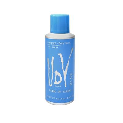 Ulric De Varens Blue Deo Spray – 200ml - Grays Home Delivery