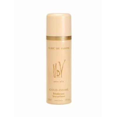 Ulric De Varens Pour Goldissime Deo Spray – 125ml - Grays Home Delivery