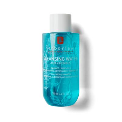 Erborian Cleansing Water 7 Herbs – 190ml - Grays Home Delivery
