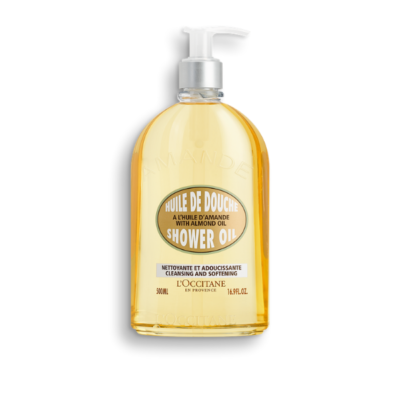Almond Shower Oil – 500ml - Grays Home Delivery