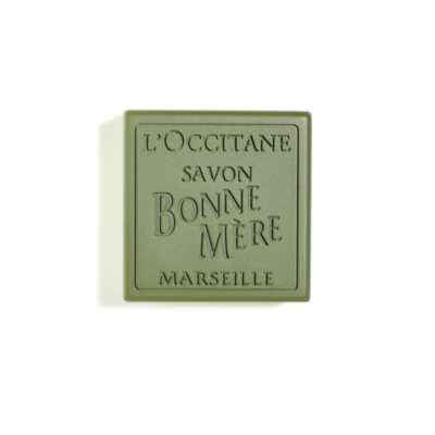 Bonne Mère Rosemary & Clary Sage Soap – 100g - Grays Home Delivery