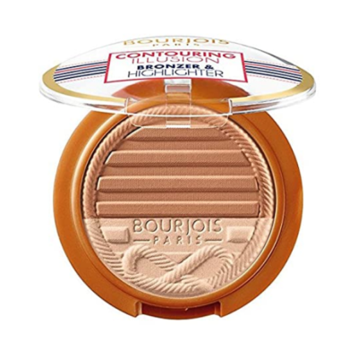 Bourjois Compact Powder Contouring Illusion Bronzer 03 - Grays Home Delivery