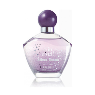 Bourjois Eau de Toilette Clin D'Oeil Silver Dream – 75ml - Grays Home Delivery
