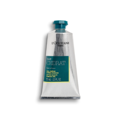 Cap Cedrat Cream Gel After Shave – 75ml - Grays Home Delivery
