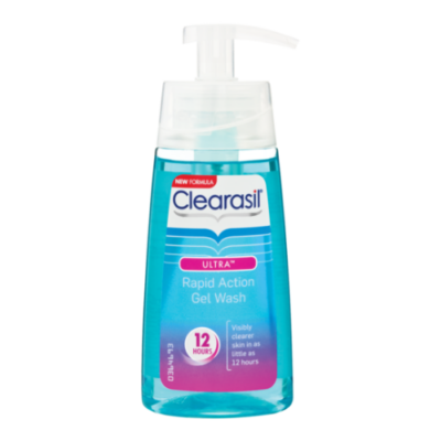 Clearasil Ultra Face Wash – 150ml - Grays Home Delivery